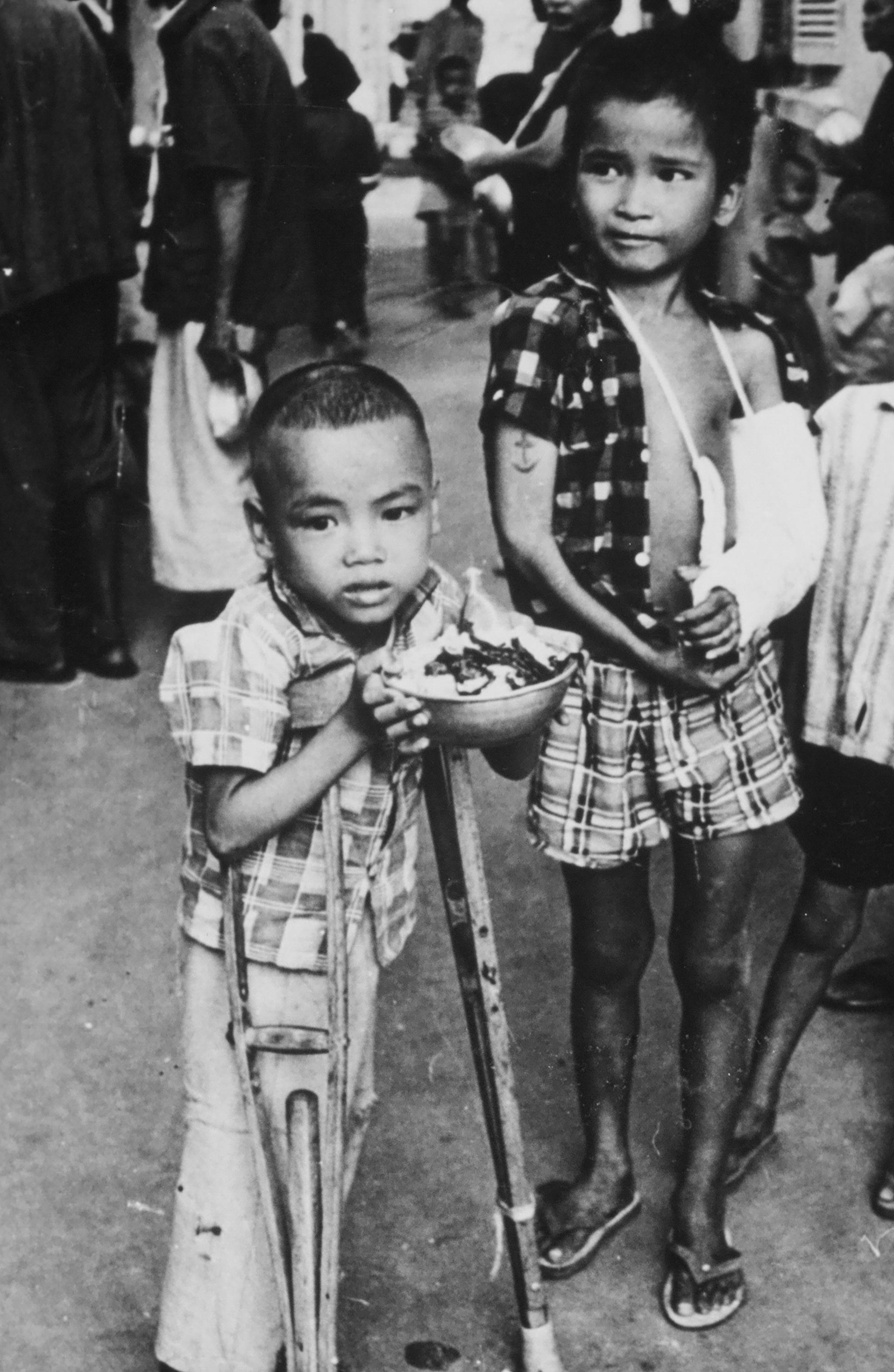 Patients at Danang Surgical Hospital.